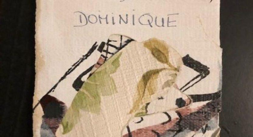 SOUVENIRS DE DOMINIQUE + VESUVIO (Livres pauvres)